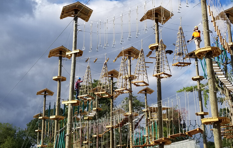 Monkey Business Adventure Park